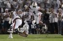 Penn State Hangs on to Beat Auburn 28-20