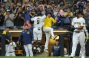Brewers clinch playoff spot for fourth straight season with 6-4 win over Cubs