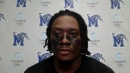 JJ Russell on the Memphis defense earning more respect beating Mississippi State