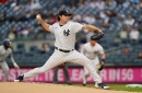 New York Yankees, Cleveland Indians announce Sunday afternoon lineups