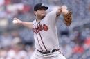 Braves reinstate Luke Jackson from paternity list, option Orlando Arcia