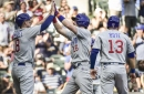Cubs 6, Brewers 4: Patrick Wisdom and Frank Schwindel lead a late-inning comeback