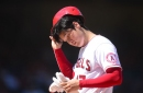 Angels Rally Late, But Fall To A's Once Again