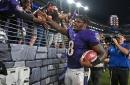 Ravens rally behind QB Lamar Jackson, force late fumble to finally beat Chiefs, 36-35
