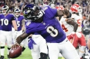 5 things we learned as the Chiefs lost to the Ravens