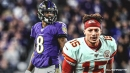 Chiefs QB Patrick Mahomes' brother releases his rage on Ravens fan after shocking loss