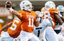 Podcast: Casey Thompson remains QB1 and improvements on the O-Line