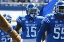 Injury update on Kentucky's Jordan Wright and South Carolina's Zeb Noland