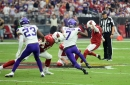 Six winners and two losers in the Arizona Cardinals win over the Minnesota Vikings