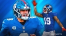 The truth behind the Kenny Golladay, Daniel Jones screaming incident in Giants loss