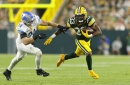 Packers turn it on in second half to wipe out undermanned Lions35-17