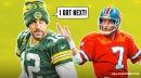 Packers' Aaron Rodgers kicks out Broncos legend John Elway in NFL Top 10 books