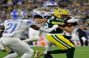 Detroit Lions get sliced up by Aaron Rodgers, Green Bay Packers on Monday night, 35-17