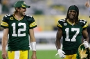 Aaron Rodgers and the Green Bay Packers bounce back to beat the Detroit Lions 35-17 and 'get the trolls off our back for at least a week'