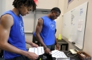 Inside the Memphis basketball weight room: What Tigers are seeing from Jalen Duren, Emoni Bates