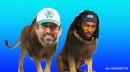 The Lions were fed to Aaron Rodgers and Aaron Jones