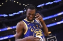 How Andrew Wiggins thrived in his role with the Warriors