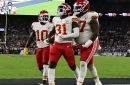 Chiefs-Ravens snap counts: Hardman, Williams get more; Thornhill less