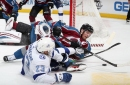 Reviewing the last matchups for the Colorado Avalanche against the Atlantic Division