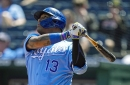 Salvador Perez now has the most home runs in one year by a catcher in MLB history....kind of