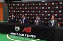 Celtics finalize coaching staff
