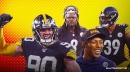 Steelers add former first-round pick Taco Charlton in light of TJ Watt injury