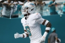 Week 2 Dolphins Rookie Report Card: Holland shines, Waddle has mixed day