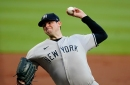 New York Yankees, Texas Rangers announce Tuesday night lineups
