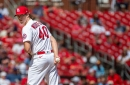 Rookie Woodford aims to keep his role, Cardinals' roll revving in Milwaukee