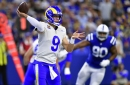 Stafford's searched for homes in Indianapolis prior to trade from Lions to Rams