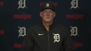 Detroit Tigers manager AJ Hinch talks key moments from 5-3 win over Chicago White Sox