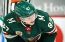 Wild re-sign Kirill Kaprizov to 5-year deal