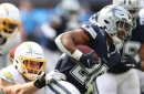 Making sense of the Cowboys' clock management issues against the Chargers