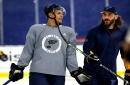 Something for nothing: Blues' Joshua wants to build on last year's breakthrough