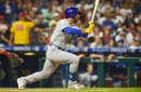 Chicago Cubs News: Alfonso Rivas to IL; Nick Martini recalled from Iowa