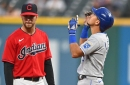 Indians ride early barrage to 4-1 win over Royals