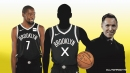 Kevin Durant, Nets' X-factor for title run, according to Steve Nash