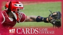 Hang 10: Cardinals steal their way to 10th consecutive win, pull off a trick in ninth inning to edge Brewers, 2-1