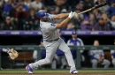 Dodgers 5, Rockies 4 (10): The big hit was M.I.A. for Colorado