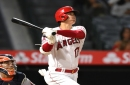 Shohei Ohtani hits 45th homer, but Angels' young pitchers struggle in another loss