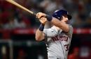 Astros Win Homer-fest in Anaheim 10-5