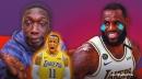 RUMOR: LeBron James, Lakers eyeing Stephen Curry's original Splash Brother