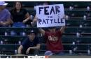 Diamondbacks 1, Atlanta 6: (Don't Fear) the Rattlle