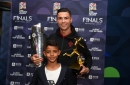 Cristiano Ronaldo's mother says his son is even better than Manchester United star was at his age