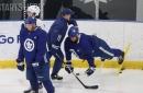 Wednesday's FTB: Maple Leafs training camp begins