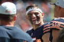 Expectations are growing for Cole Kmet in his 2nd season. And the Chicago Bears' hometown kid and his family are navigating a 'surreal' world — knowing 'what it means to the city.'