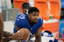 Exclusive: Sterling Shepard on New York Giants' motivation, Daniel Jones, more