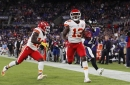 Film review: Chiefs' secondary receivers stepped up against the Ravens