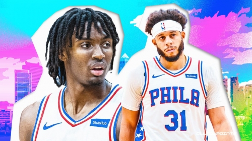 Two Sixers poised for a breakout season in 2021-22