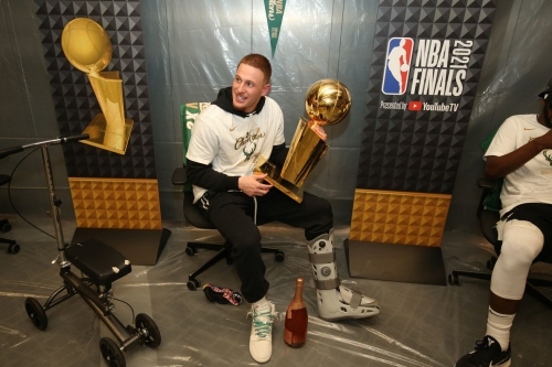 Ranking the Roster: Donte DiVincenzo Does Stuff at Six